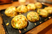 Come hasta que te caigas: Takoyaki y Okonomiyaki en Osaka.