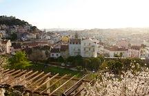 Gardens of Lisbon - Cerca da Graça