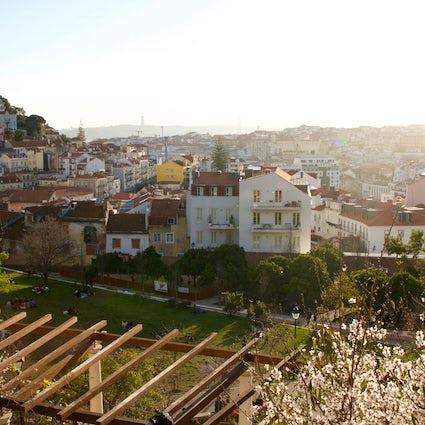 Les Jardins de Lisbonne - Cerca da Graça