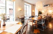 Workplace cafes in Madrid; La china Mandarina