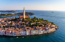 Treat your senses in Rovinj