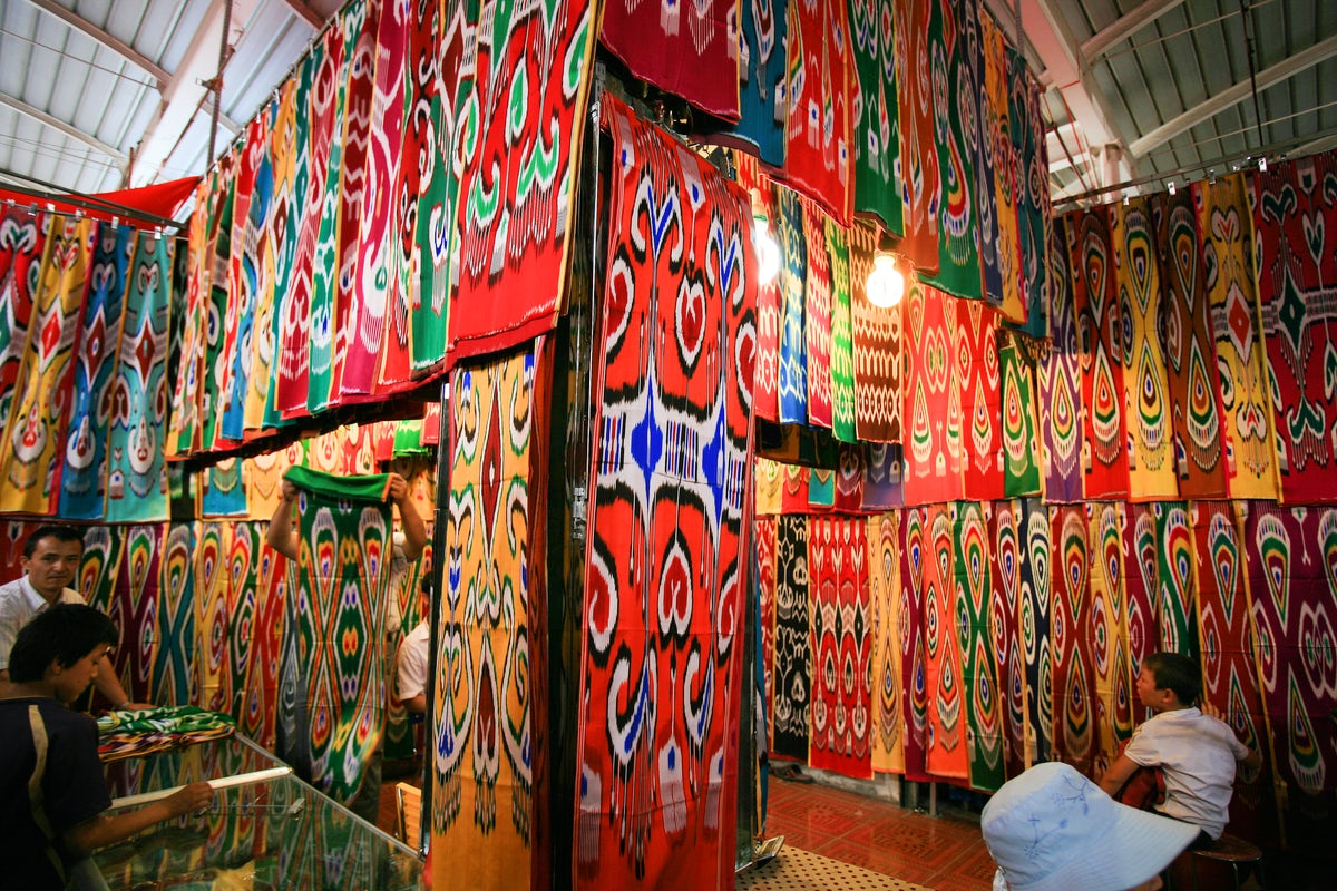 Three most iconic bazaars of Bishkek