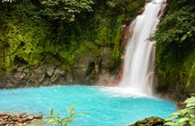 Ecotourism Hotspot: Exploring Rio Celeste, its trails & waterfall