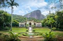 Genieten van de natuur in Rio: Parque Lage