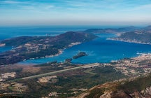 Luštica peninsula - between the bay and the open sea