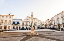 Estremoz, the Alentejan city of marble
