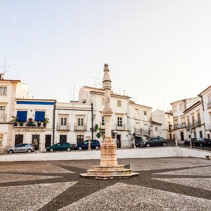 Estremoz, the Alentejan city of marble