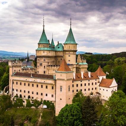 Bojnice: The princess castle
