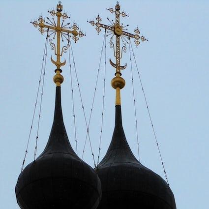 Geschichte der russischen Klöster in Suzdal, dem russischen Vatikan.