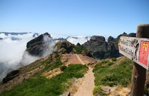 Un viaje a Madeira - Pico do Areeiro