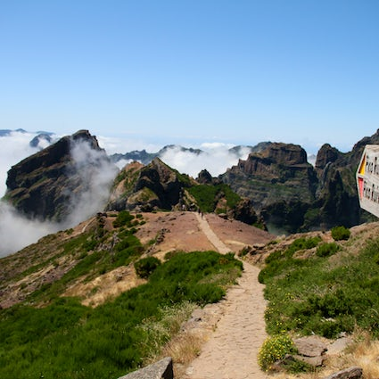 A Trip to Madeira - Pico do Areeiro
