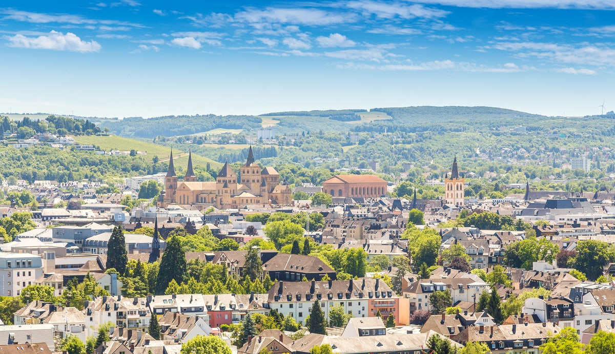 Magnificent Trier!