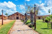 Misiones Jesuíticas de la Chiquitanía: Arte y arquitectura de una mezcla de culturas