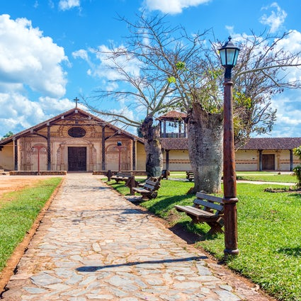 Chiquitania's Jesuit Missions: The mixed-culture arts & architecture