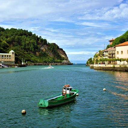 Pasaia - the village that captured Victor Hugo's heart