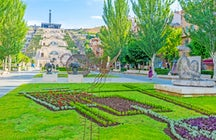 Vieja pero dorada: la vieja capital Yereván