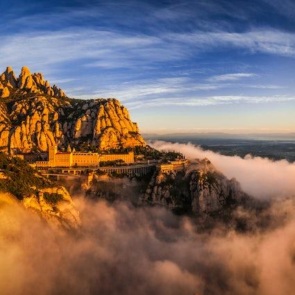 Montserrat: A surreal mountain range for contemplation