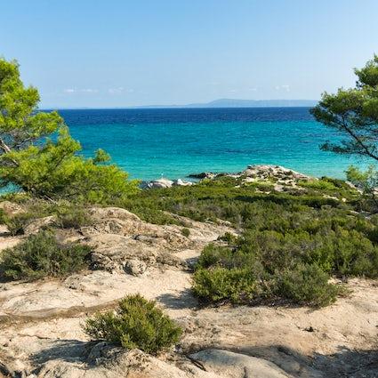 Il tuo itinerario di 3 giorni; Calcidica (parte 2); un itinerario alternativo