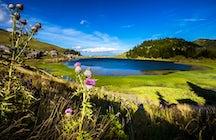 Das schönste Bergauge: Prokoško See