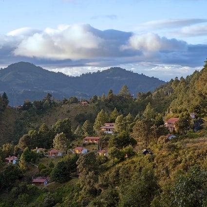 San Jose del Pacifico, Oaxaca: refúgio florestal mágico