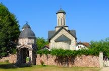 Kloster Liplje, ein abgelegenes orthodoxes spirituelles Zentrum