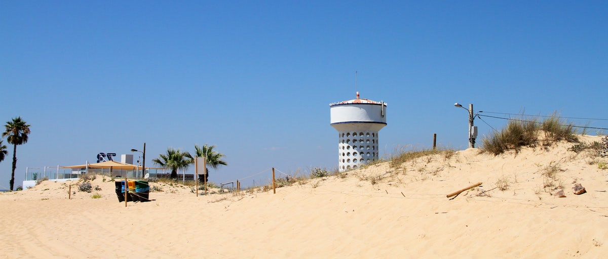 Day at the Beach: Faro