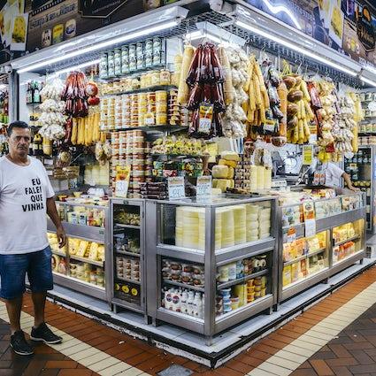 Un paseo por el Mercado Central, Belo Horizonte