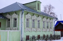 Visit the homeland of Rasputin in Pokrovskoye