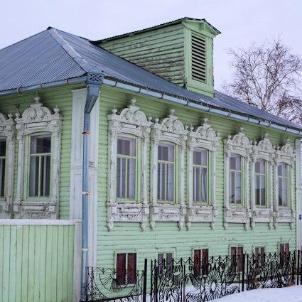Besuchen Sie die Heimat von Rasputin in Pokrovskoye