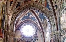 Basilica di Santa Caterina d'Alessandria - la iglesia de las obras maestras del fresco en Apulia