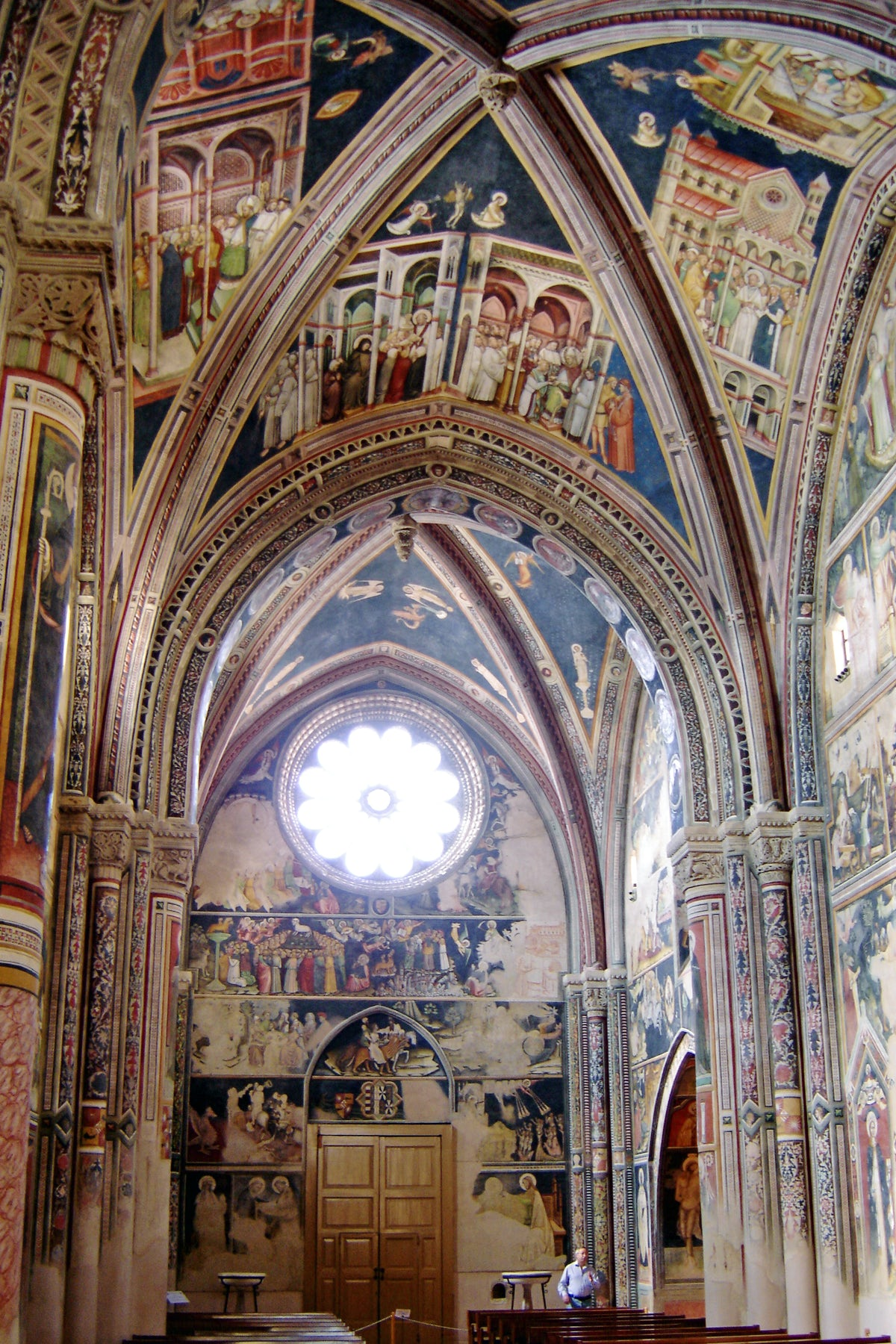 Basilica di Santa Caterina d'Alessandria – the church of fresco masterpieces in Apulia