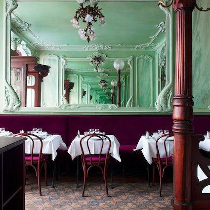 Deliciosas brasseries de París: Caldo Julien