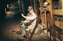 An underground experience in Slovenia's coal mining museum