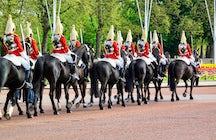 Historia militar en Londres