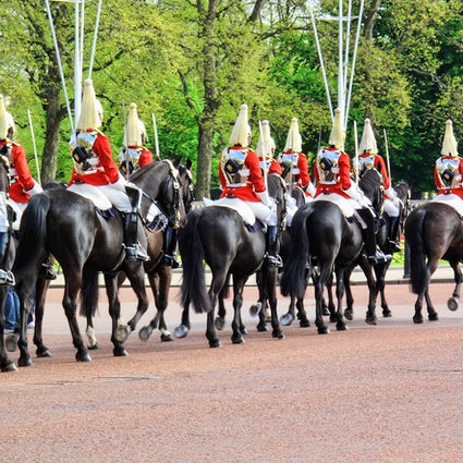 Histoire militaire à Londres
