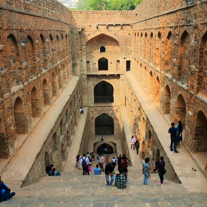 Historic Agrasen ki Baoli in Delhi: Haunted or not?