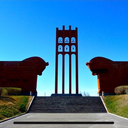 The Sardarapat Memorial in Armavir and its history
