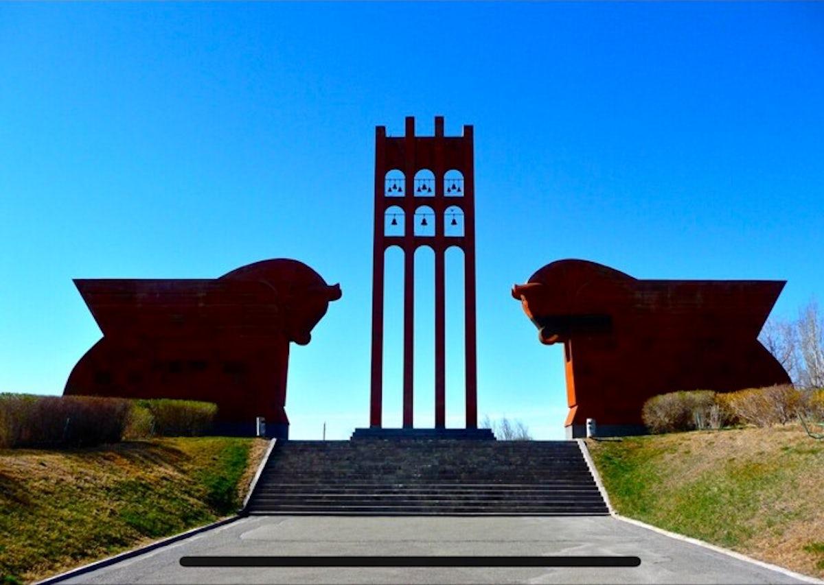 The Sardarapat Memorial in Armavir and its history