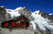 "Best italian mountain ""rifugi"""