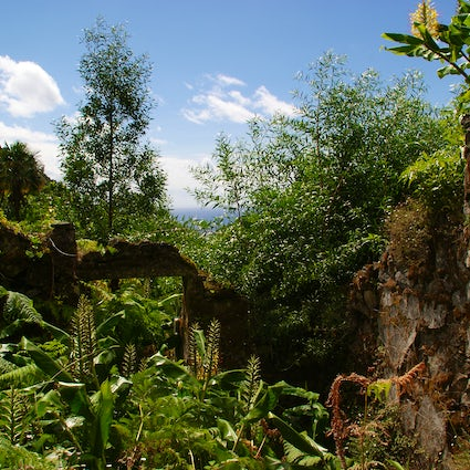 Must-hike trails of the Azores: Salto do Prego