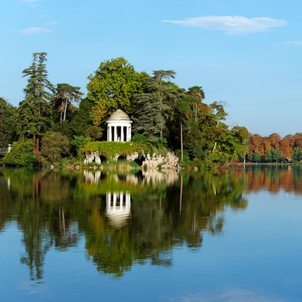 Daumesnil Lake – an enchanting place in the heart of the Bois de Vincennes
