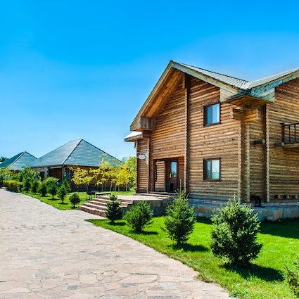Balqaragai family forest resort : escapade à l'extérieur de Nur-Sultan
