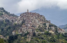 The hidden villages of Liguria