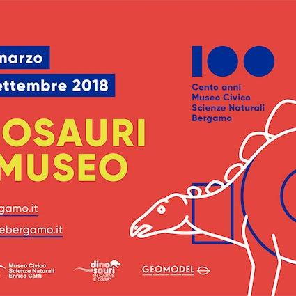 Dinosaurs around Bergamo