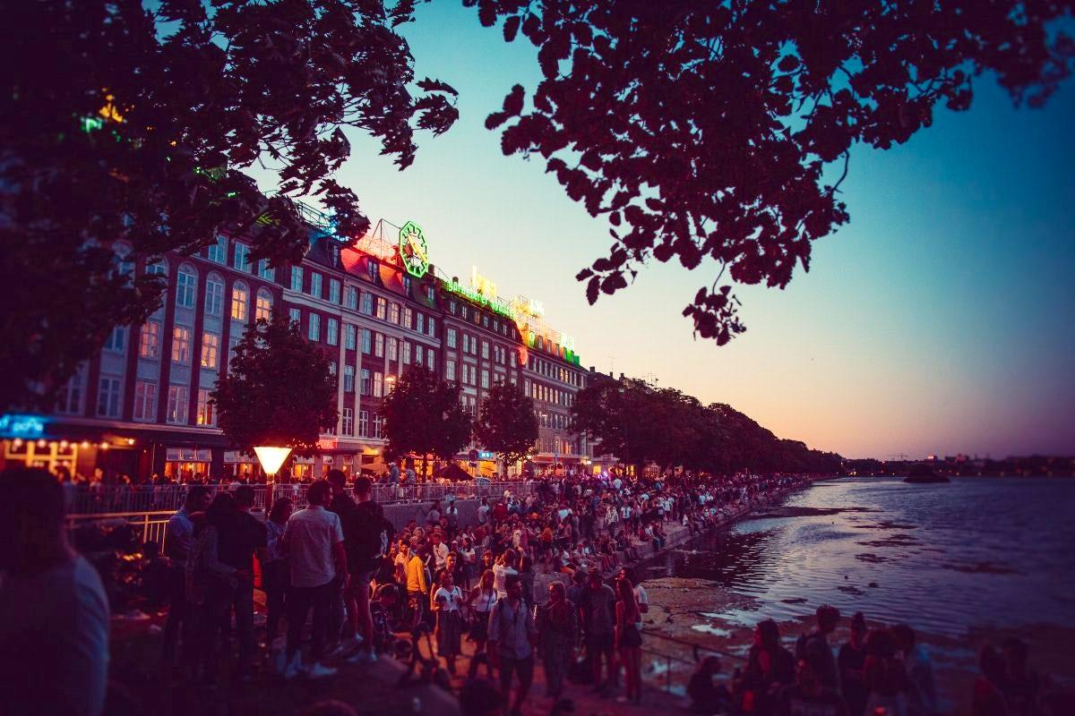 Distortion- The biggest Street Party in Copenhagen