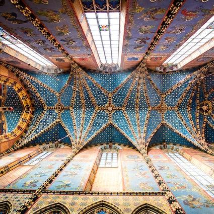 La più bella chiesa di Cracovia - Basilica di Santa Maria