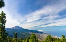 La vallée de la Orotava, Tenerife