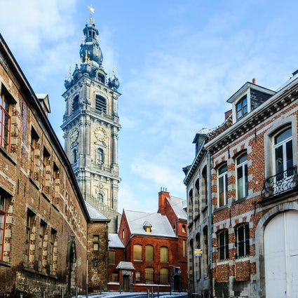 Best Unesco Sites in Wallonia