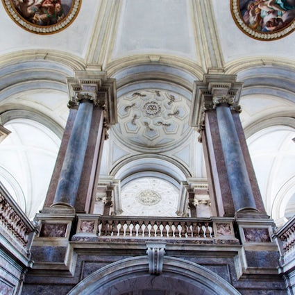 The finest royal palaces in Italy