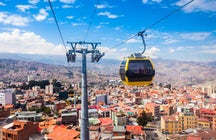 Discovering La Paz by cable car